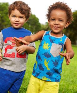 Одежда для мальчиков 2-10 лет