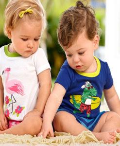 Одежда для малышей 0-24 мес