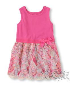 платье розовое 2034507