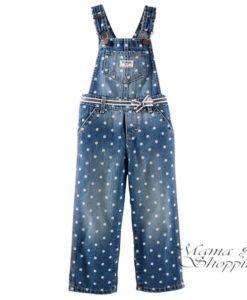434G031 комбинезон джинсовый