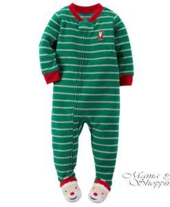 пижама флисовая 327G035