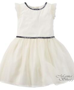 платье белое 251G012