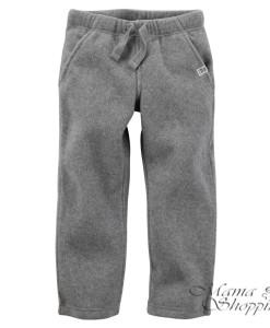 штаны флис серые 248G011_Grey