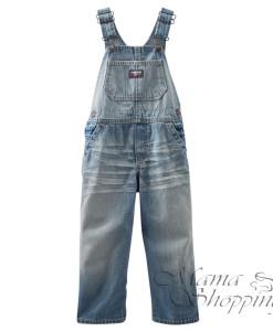 444A554  комбинезон джинс деним