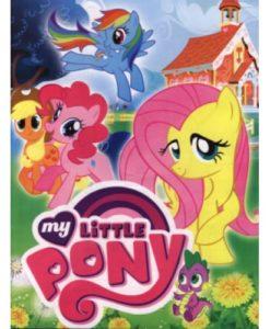 Мой маленький пони-2