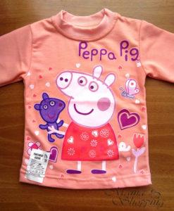 Реглан Свинка Пеппа 705