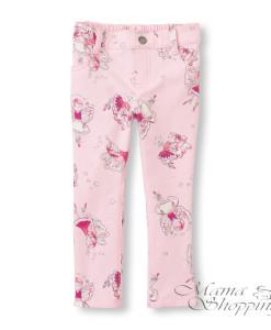 джеггинсы розовые 2047774