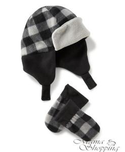 шапка варежки 601026002