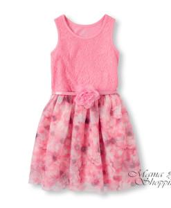 платье розовое 2059213