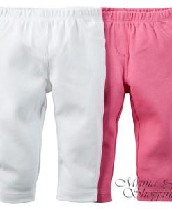 штаны белые розовые 126G121