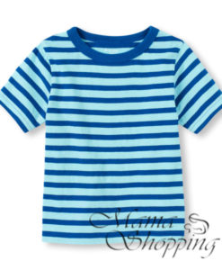 kupit-futbolku-sinuyu-polosatuyu-childrensplace-2057125-510x600