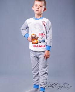 тачки, тачки-2, пижама на мальчика