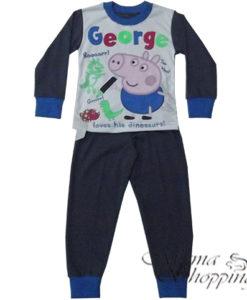Пижама мальчику свинка Джордж