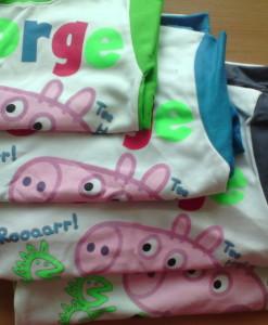 пижама свинка Джордж