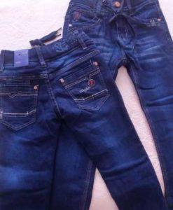 джинсы на флисе на мальчиков