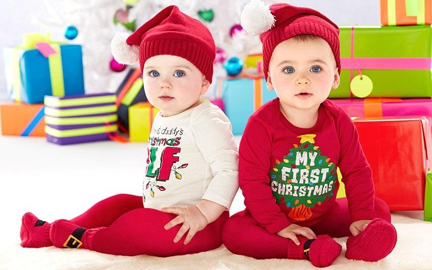 одежда на новый год для детей