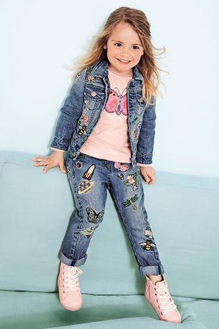на девочку джинсы интернет-магазин