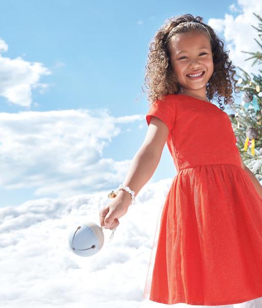 платье для девочки Carters купить в интернет-магазине