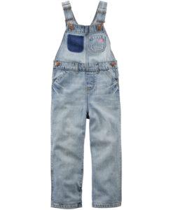 21879410 комбинезон джинсовый