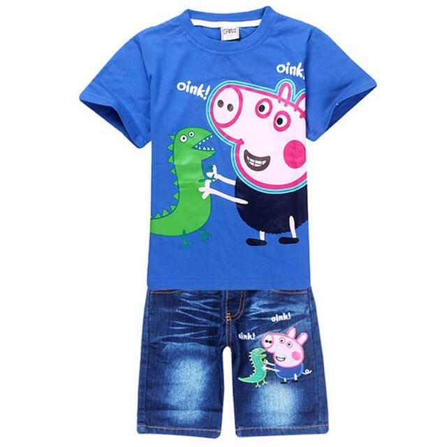 Одежда для детей Свинка Пеппа