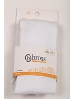 колготы белые бросс
