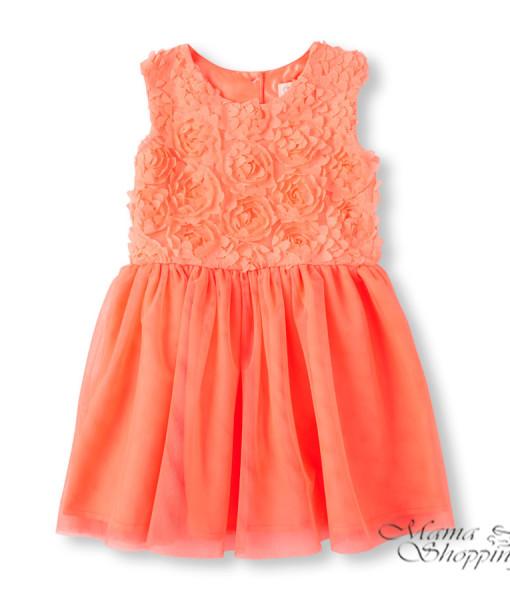 kupit-platie-childrensplace-brendovoe-vipusknoe-oranjevoe-2056975-510x600
